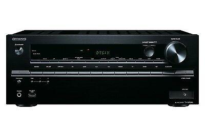 ONKYO TX-NR646  7.2 CHANNEL AV RECEIVER HOME CINEMA ULTRA HD 4K 160W/CH