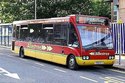 Trent Allestree Solo 460 in Derby 2006 Bus Photo