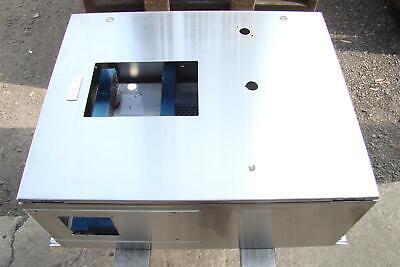 Hoffman Industrial Control Panel Enclosure 30 X 24 X 12 Csd302412ss