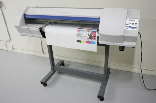 Roland VersaCamm SP-300v , Wide Solvent Printer