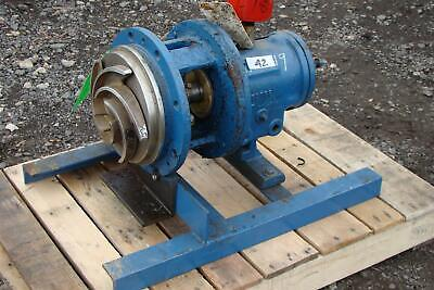 Goulds Mt 8 Pump Back Pullout Assembly Power End Stainless Impeller 53788
