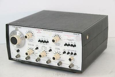Wavetek 191 20 Mhz Pulsefunction Generator