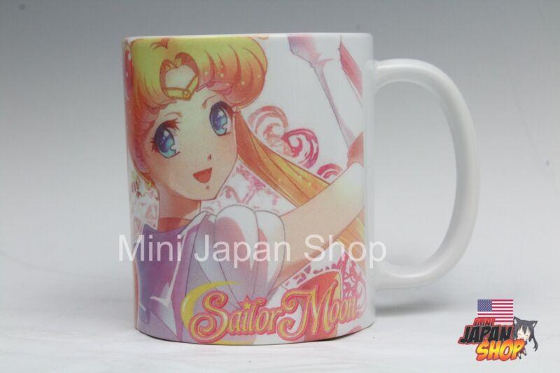 Super cute Sailor Moon 11oz coffee mug US Seller