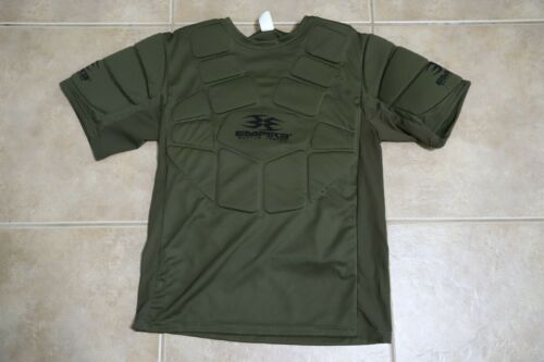 Empire BT Paintball Chest Protector LARGE XLARGE Olive Padded Shirt Protection