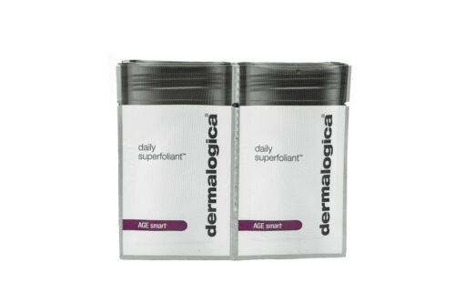Dermalogica Daily Superfoliant ( 12 Pack ) Sample Size NO BOX ~ No Exp