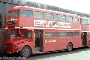 Northern Routemaster RCN691 1979 Bus Photo