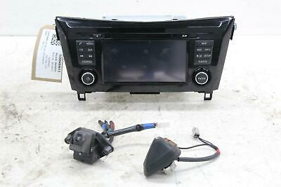 2014 J11 NISSAN QASHQAI Sat. Nav. Unit Satellite Navigation Head Unit 7612033102 gebraucht kaufen  Versand nach Germany