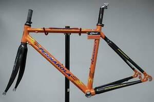 Pennarola Smeraldo Road Bike Frame RRP $2899 Columbus/Reynolds Concord West Canada Bay Area Preview