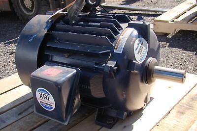 Marathon Electric Xri 15hp Motor 11.2kw 1775rpm 380v Jvh254ttfna16058aal