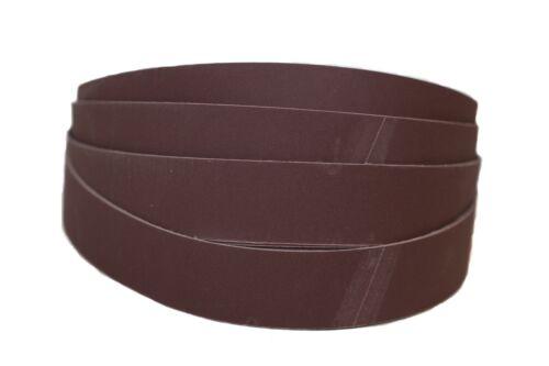"""12PC VARIETY PACK 2"""" x 28"""" Sanding/Grinding Belts to fit Eastwood Grinder/Sander"""