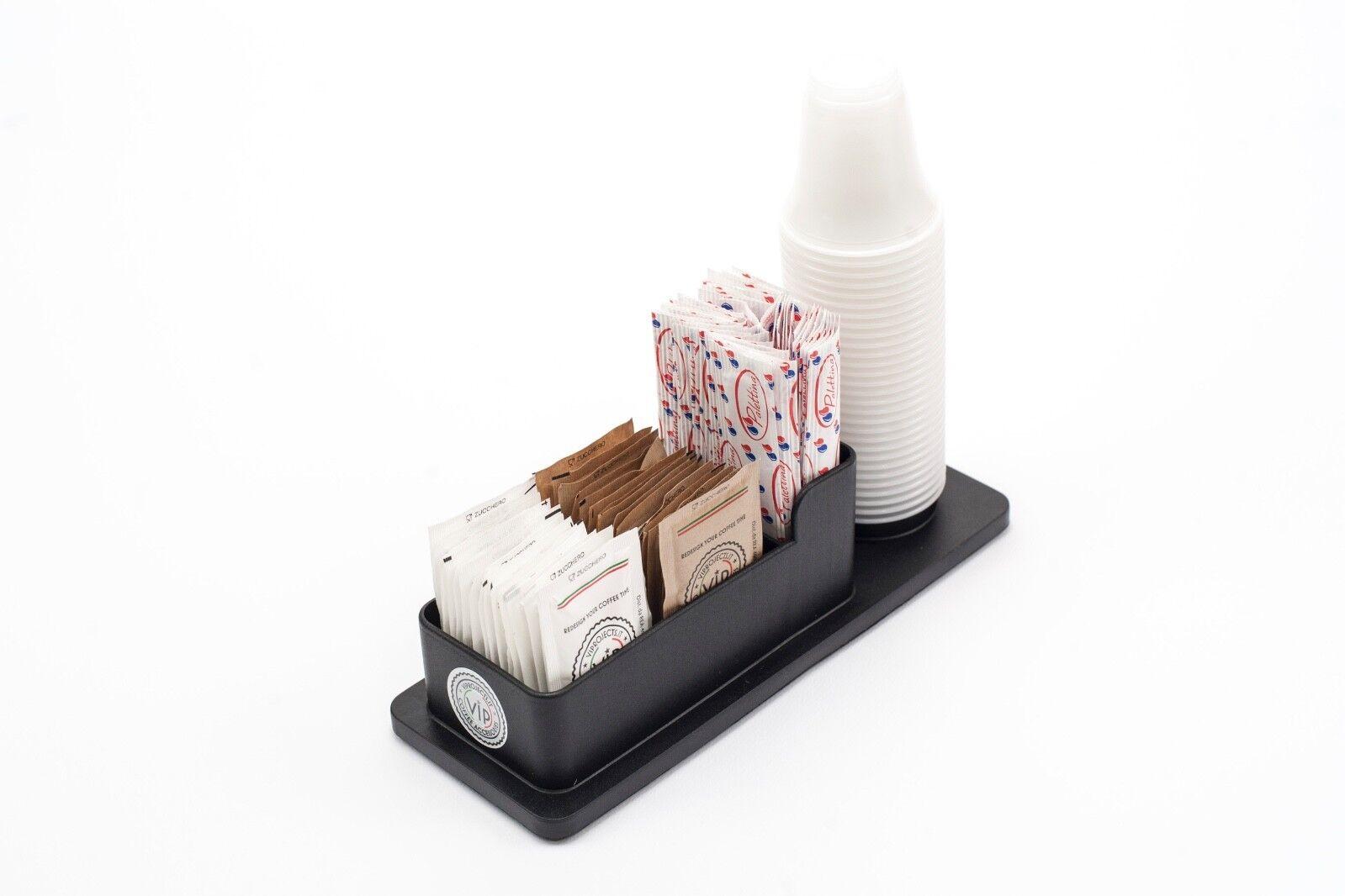 Porta Accessori Bicchieri , Palette, Zucchero, Caffè