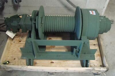 Dp Manufacturing Hydraulic Winch 60000 Capacity 51022-1