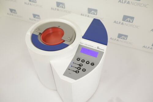 Dental Autoclave DAC Universal - Gently used w/ basked
