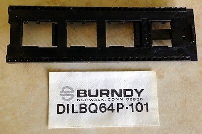 Burndy Dilbq64p-101 64 Pin Zif Socket - Nos