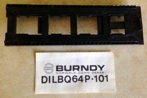 Burndy DILBQ64P-101 64 Pin ZIF Socket - NOS