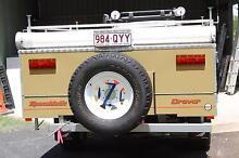 Cub Spacematic Drover off road camper trailer Laidley Lockyer Valley Preview