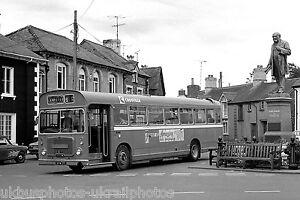 Crosville SRG17 Tregaron Bus Photo Ref P1164