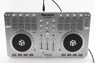 Numark Mixtrack II Digital DJ Audio Interface Controller MSRP $159.99