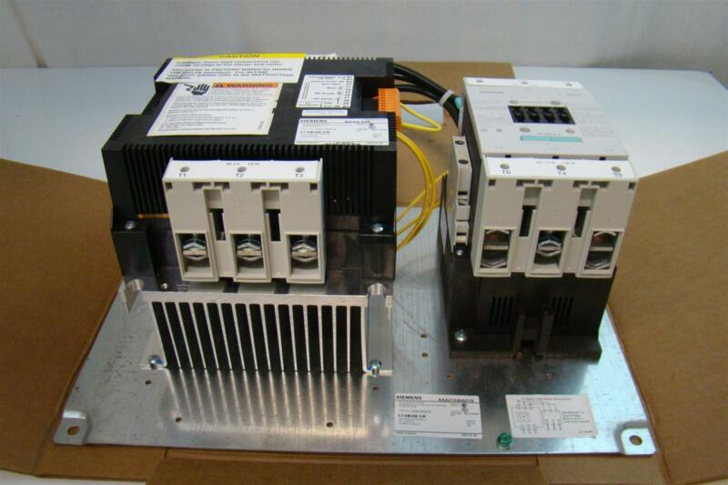 Siemens Elevator Starter AC Semiconductor Motor Starter 3PH 50/60Hz AAA21240AD18