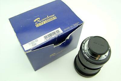 Rainbow Cctv Lenses 75mm F1.8 With Focus Iris Metal Body G75w1
