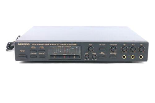Nikkodo DEP-2000K Karaoke Mixer Digital Echo Processor - Fast Ship!