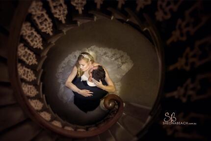 Multi-award Winning Wedding Photographer  - VISUALLY STUNNING IMAGES