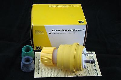 Daniel Woodhead Co Watertite Turnex Plug  26w47