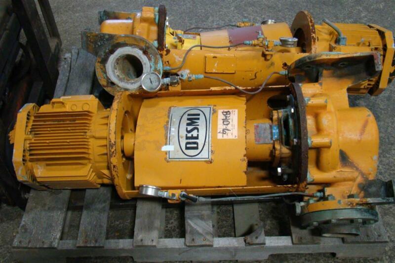 """Desmi Centrifugal Pump 7""""OD 4""""ID SL 80-215/0-A"""