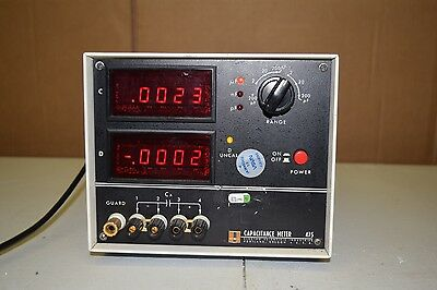 Electro Scientific Industries Esi Model 475 Capacitance Meter