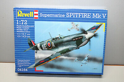 Revell 04164 Spitfire Mk5 Supermarine 1:72 Emballage D''Origine