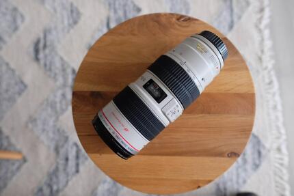 CANON L Lense For sale 24-70 + 70 - 200 mm Zetland Inner Sydney Preview