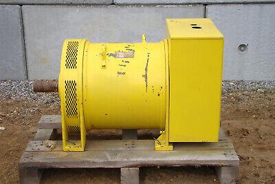 Kamag 100kw Brushless Ac Generator 3ph1ph 125kva N227-80000