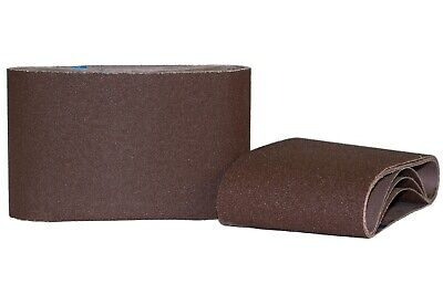 8 X 19 Aluminum Oxide A80 Grit Floor Sanding Belts Ez 8 50 Belts