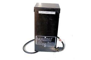 Intermatic Malibu ML300TW 300-Watt Low Voltage Lighting Transformer w/ Timer