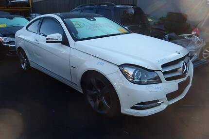 Mercedes C-Series  wrecking w204 c class 2dr , 4dr & wagon Revesby Bankstown Area Preview