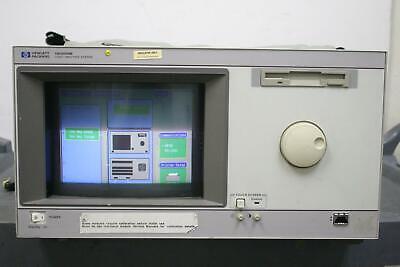 Hp 16500b Logic Analyzer With 16550a 500mhz Timing Module