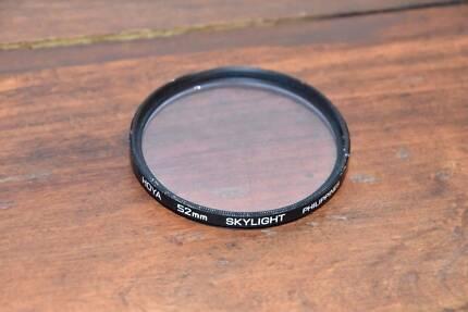 HOYA Skylight Lens Filter 52mm - EUC