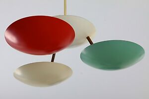 Pendant light Arteluce Milan Gino Sarfatti 1950s Mid Century 50er Stilnovo