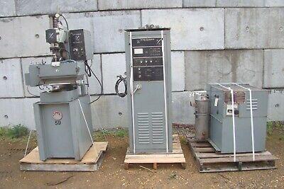 Eltee Pulsitron Precision Edm Machine Ep30