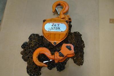 Jet 5 Ton Chain Hoist Smh-5t