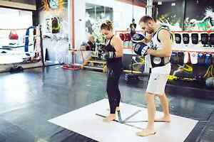 Personal training while learning Boxing, Muay Thai and Condition Parramatta Parramatta Area Preview