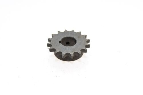 "MARTIN 40BS16HT 1 Sabertooth Sprocket 1/"" Bore #40 Pitch 16HT Teeth"