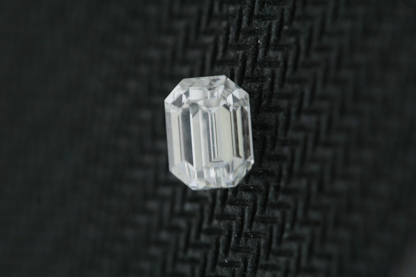 GIA .71ct Emerald Cut Loose Diamond G color, VS2 clarity 5.76 x 4.28 x 3.15mm