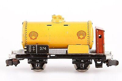 Märklin 374, Spur 00, Güterwagen Kesselwagen SHELL, 2-achsig