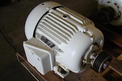 Newman Motor 15hp 230460v 3819amps 60hz J1306332