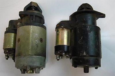 Delco-remy Engine Starter Assortment Efel 12v 7h 10520 1107320 6 21