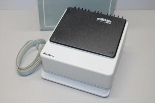 Märklin 6016 Direct Current - Booster Gauge H0 And Z Original Packaging