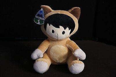 Trailhead 7  Raccoon Salesforce Plush Toy Doll Nwt