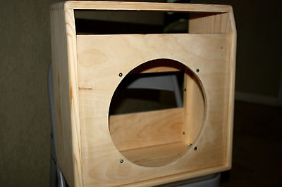 Rawcabs Wont Last At This Price Super Champ Xd 1X12 Empty Pine Combo Cabinet