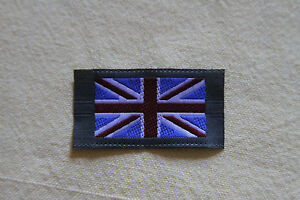 1 GENUINE BRITISH ARMY TRF, R.A.F, ROYAL MARINES, SEW ON UNION JACK PATCH TRF